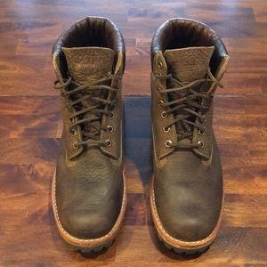 Timberland Heritage Rugged LTD Waterproof Boots